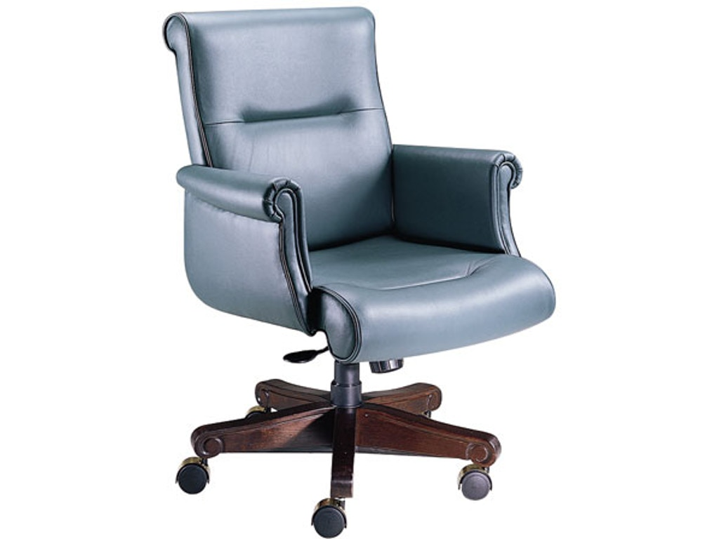 Harden furniture home office mid back ergonomic chair 1703 eldredge furniture salt lake city ut - Home office furniture salt lake city ...