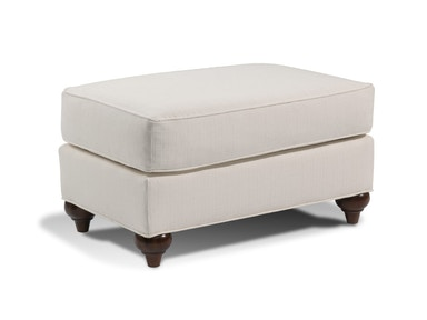 Harden Furniture Custom Ottoman 7903-000-35