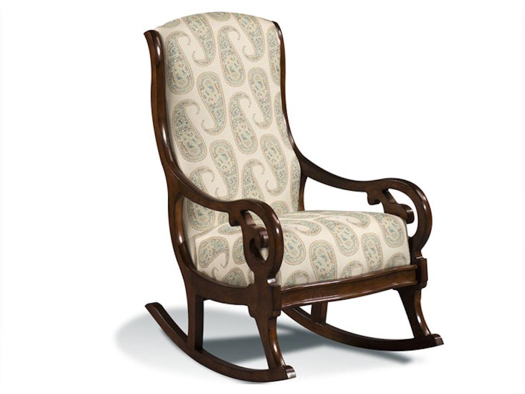 Harden Furniture Living Room Lincoln Rocker 4411 000