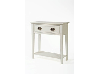 Heather Brooke White Rectangular Accent Table A8490 208
