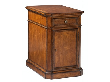 Hekman European Legacy Storage End Table 1-1106