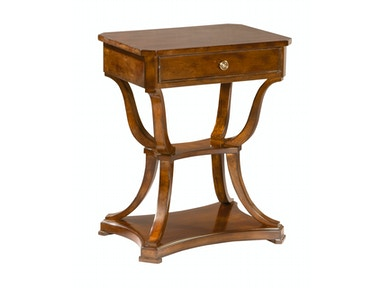 Hekman European Legacy Side Table 498307