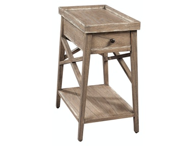 Hekman Primitive Chairside Table 531732