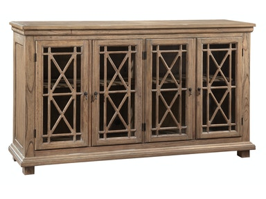 Hekman Lattice Front Entertainment Console 2-7299