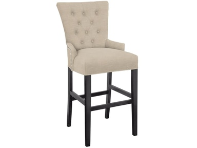 Bar Stool/Black Finish