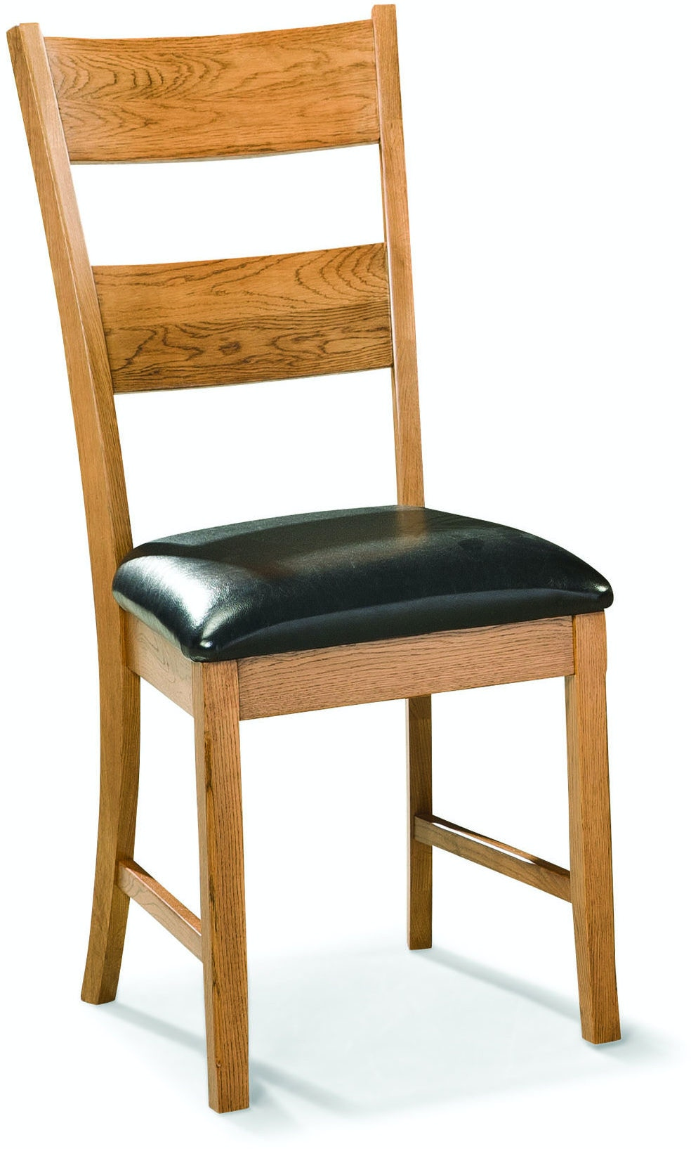 intercon dining room family dining ladder back side chair