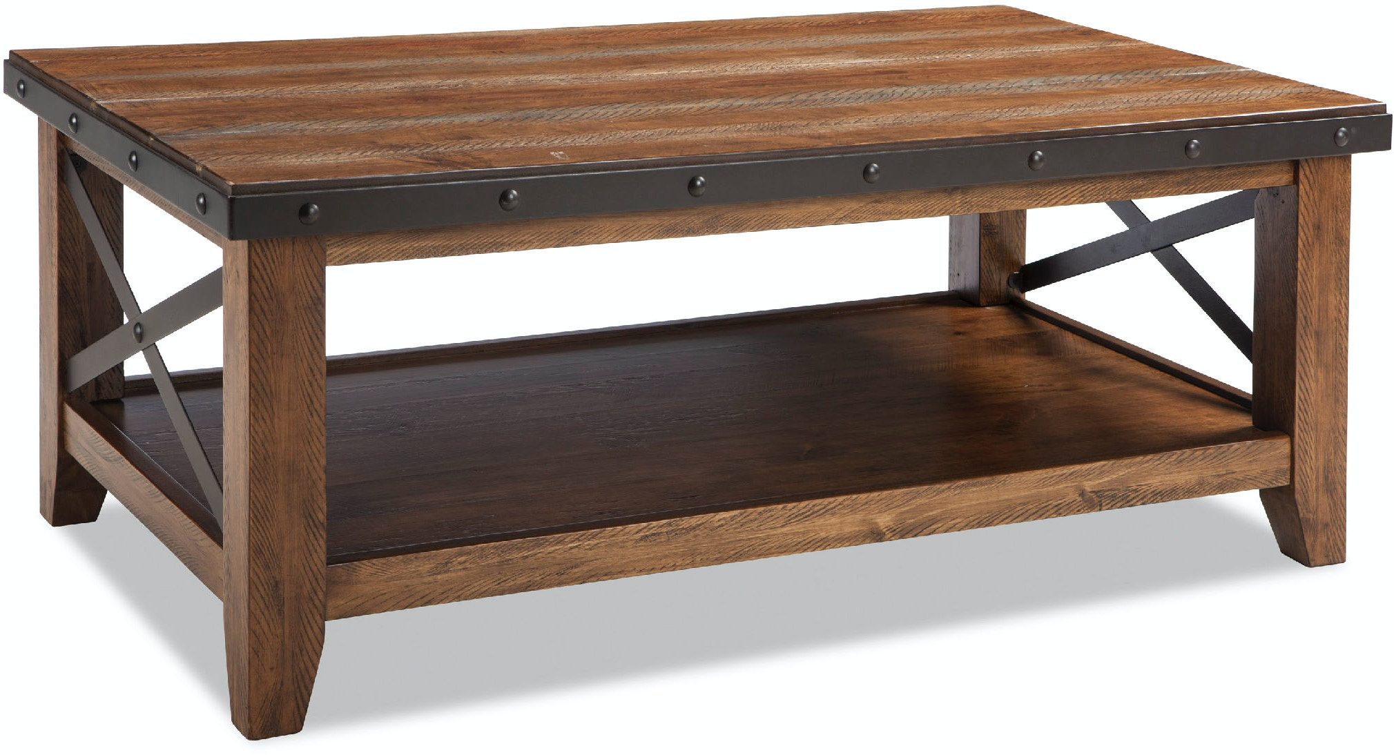 Intercon Living Room Taos Coffee Table TS TA 5028 CYB C Intercon