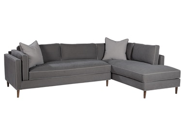 Jonathan Louis International Marques Sectional 007-Sectional