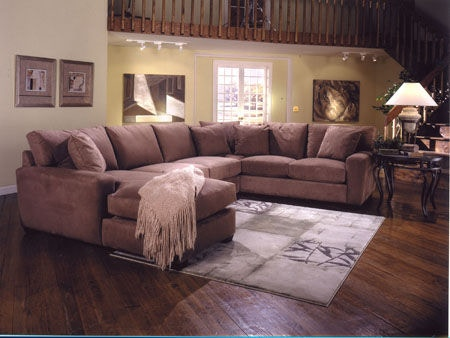 Jonathan Louis International Living Room Benson Sectional