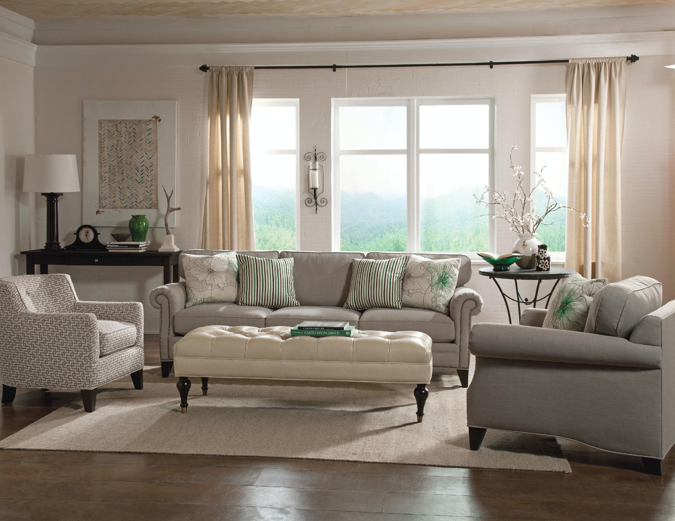 Jonathan Louis International Living Room Estate Sofa