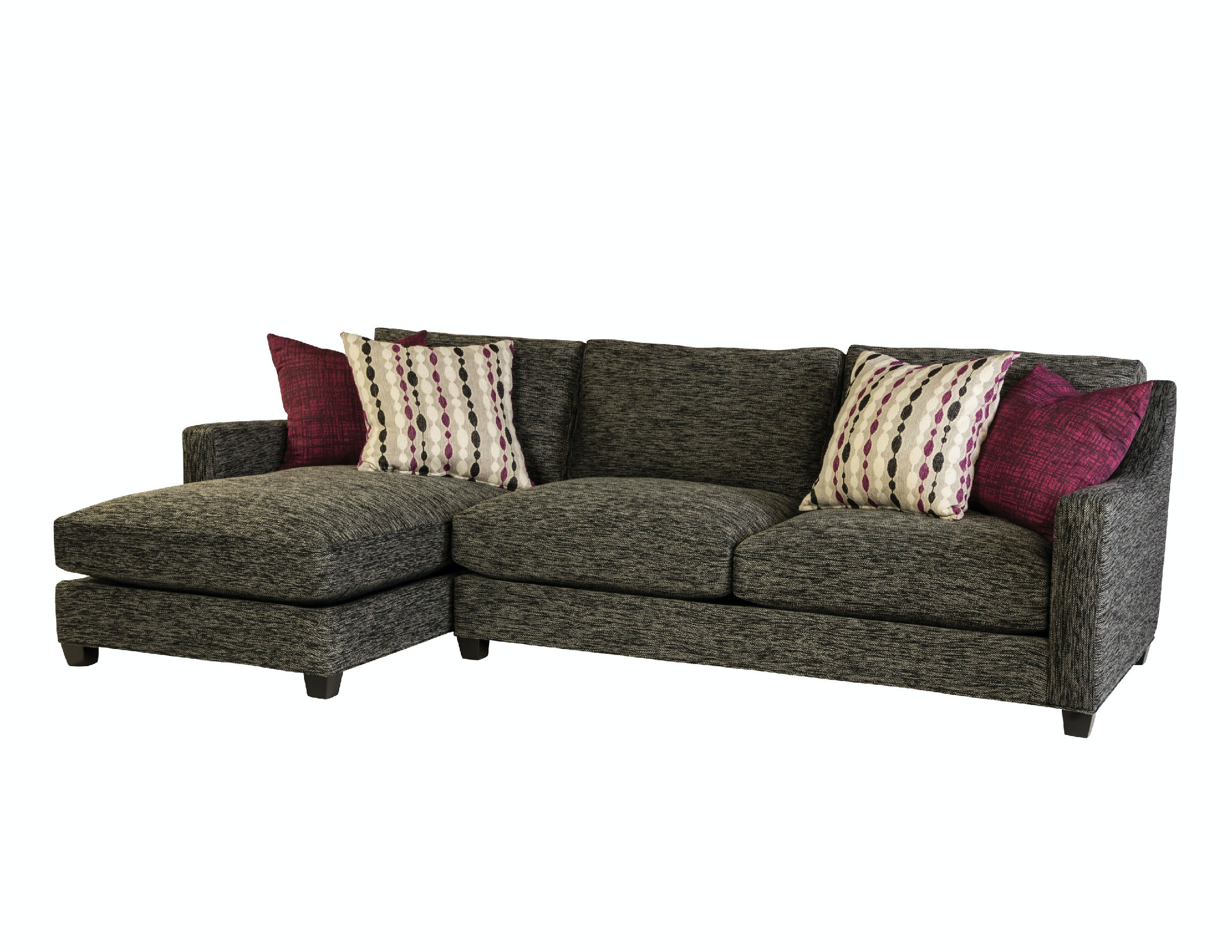 Jonathan Louis International Warner Sectional 085 Sectional
