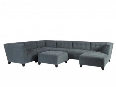 Jonathan Louis International Belaire Sectional 125-Sectional