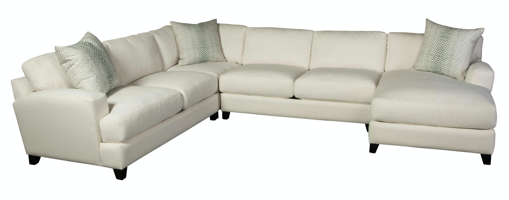 Jonathan Louis International Clarence Sectional 133 Sectional ...