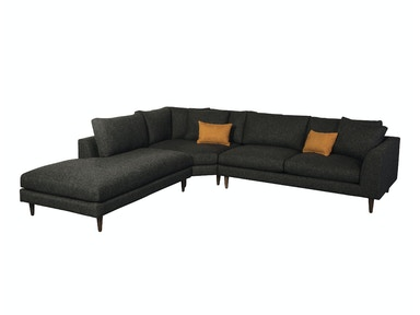 Jonathan Louis International Anton Sectional 159-Sectional
