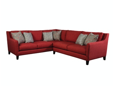 Jonathan Louis International Elsa Sectional 180-Sectional