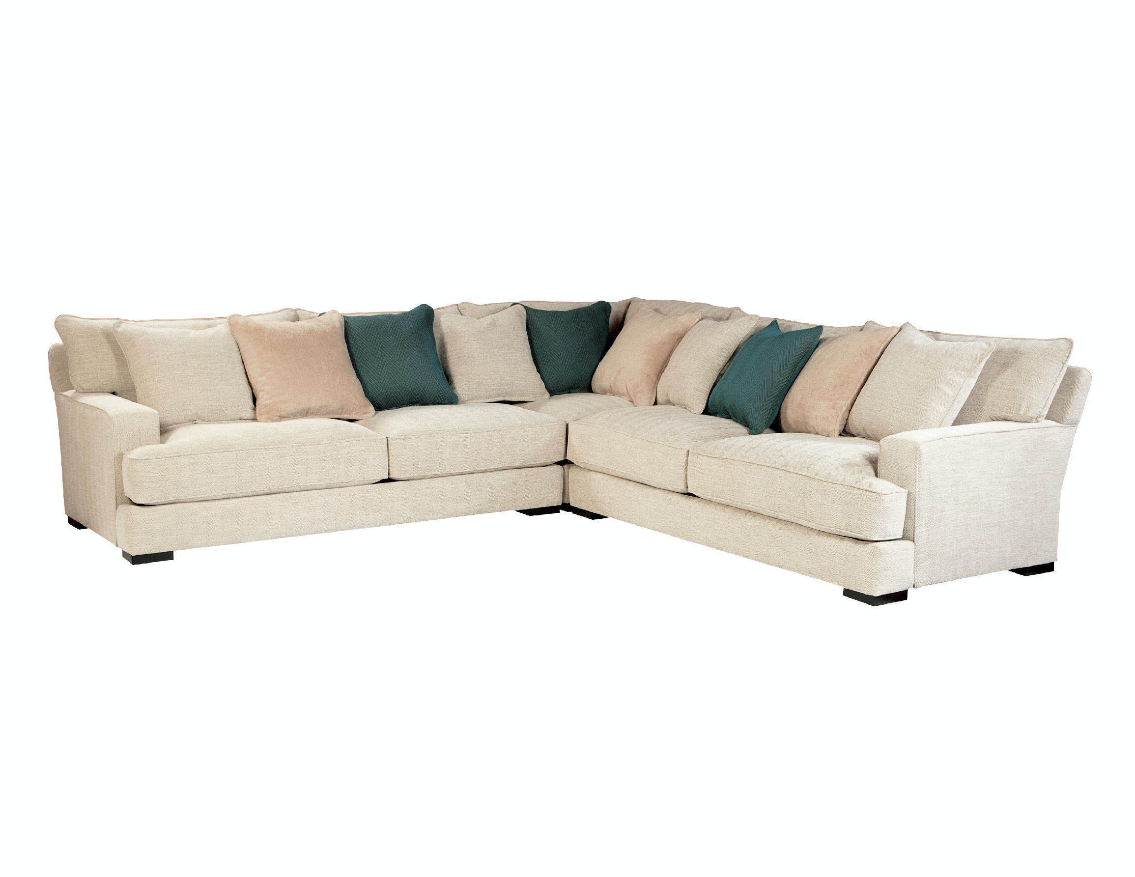 246-Sectional  sc 1 st  Hennen Furniture : jonathan louis burton sectional - Sectionals, Sofas & Couches