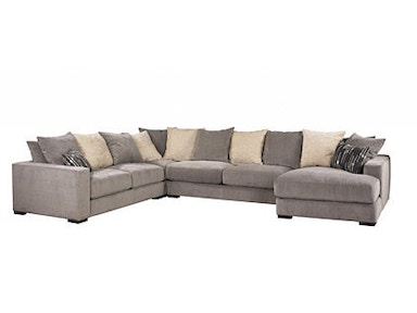 Jonathan Louis International Lombardy Sectional 332-Sectional