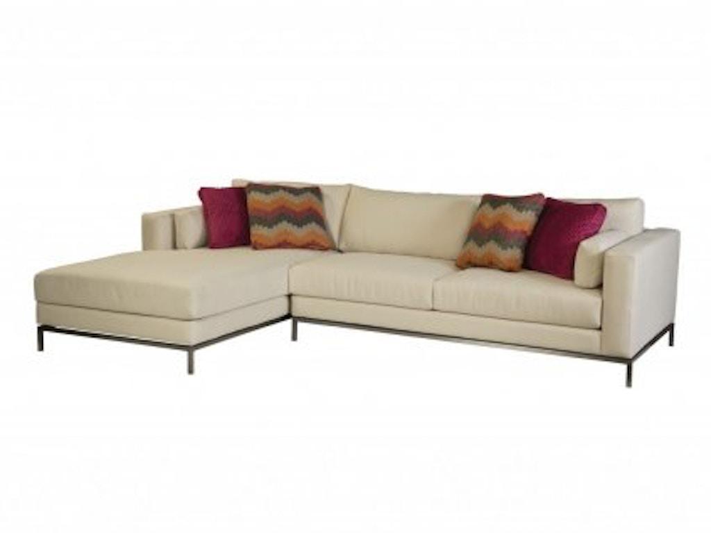 Jonathan louis international living room ellis sectional for Chaise wayne