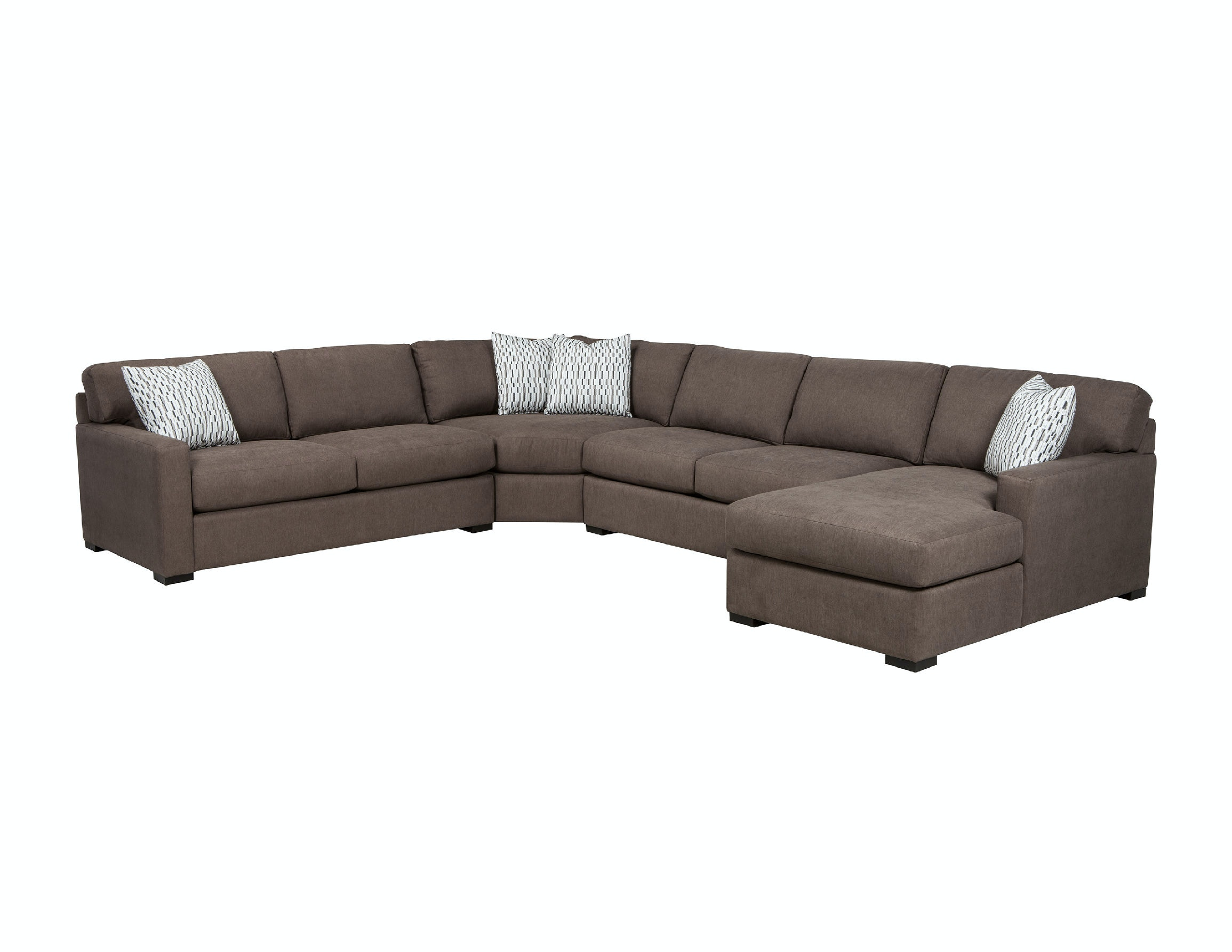 Furniture Stores In Dickinson Nd #24: Jonathan Louis International Gregory Sectional 367-Sectional.