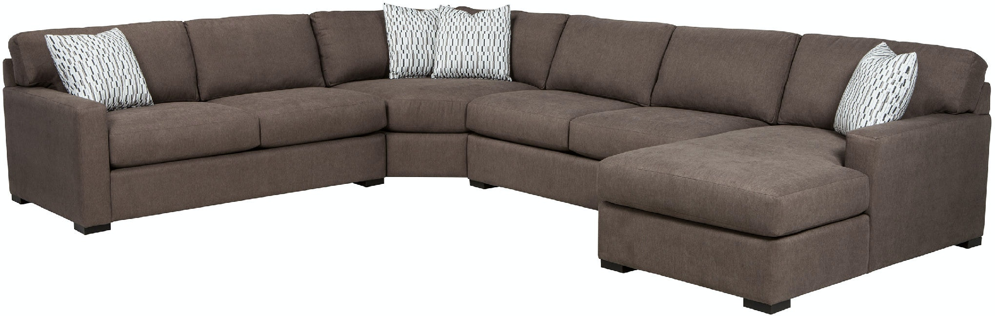 Jonathan Louis International Living Room Gregory Sectional