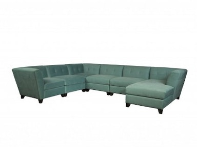 Jonathan Louis International Tate Sectional 394-Sectional