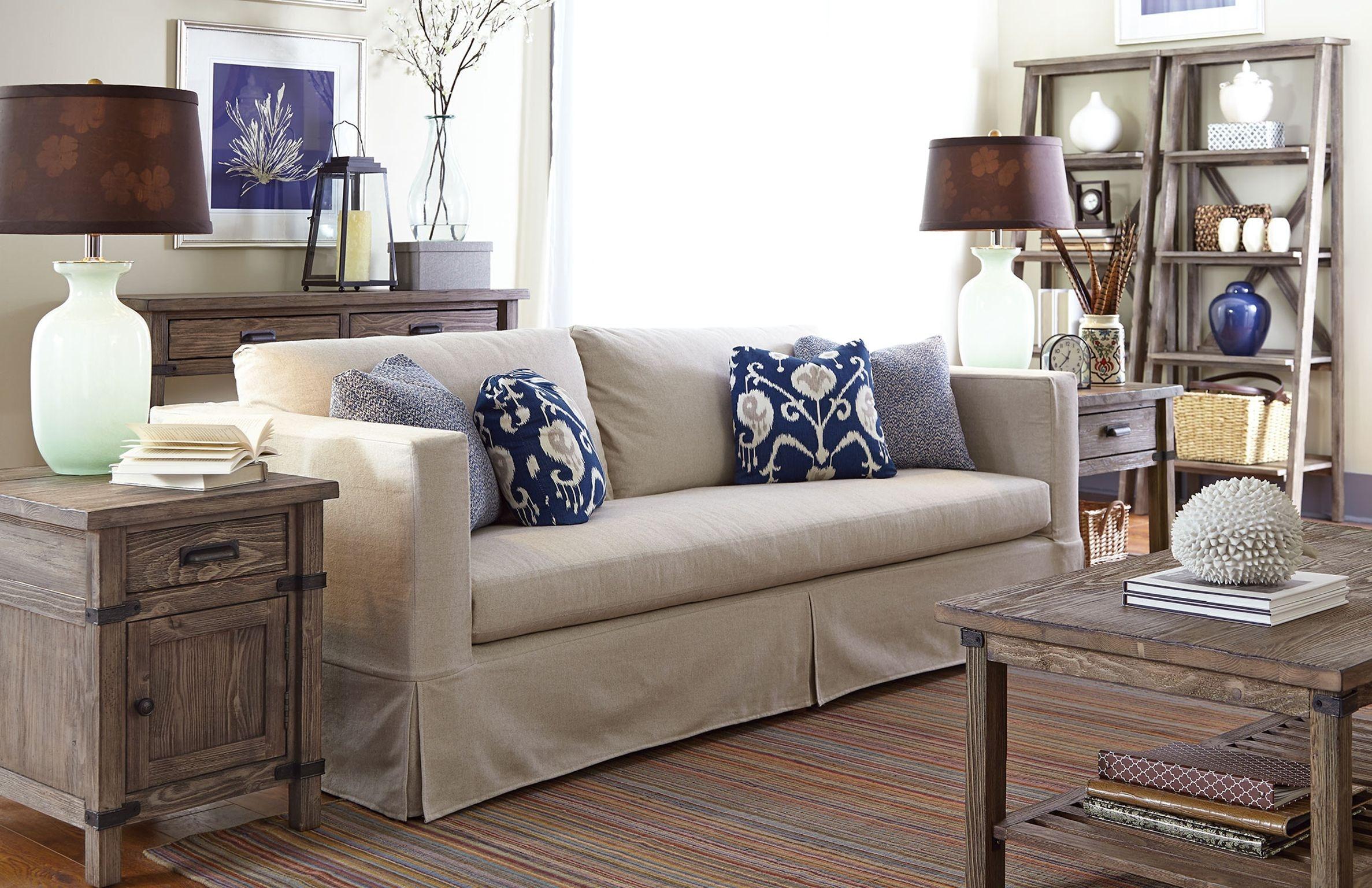 Living Room Furniture North Carolina kincaid furniture living room chairside table 59-026 - carolina
