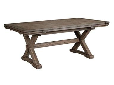 Kincaid Furniture Saw Buck Dining Table 59-056