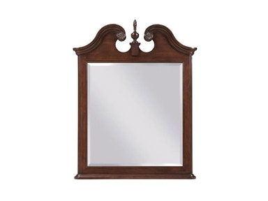 Kincaid Furniture Vertical Pediment Mirror 607-030