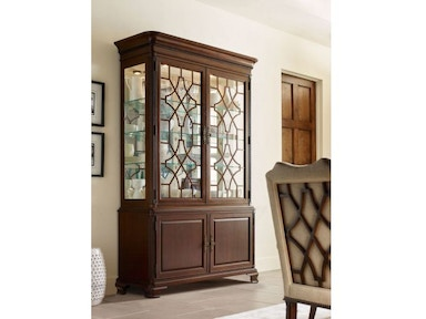 Kincaid Furniture Hadleigh China Cabinet Package 607-830P