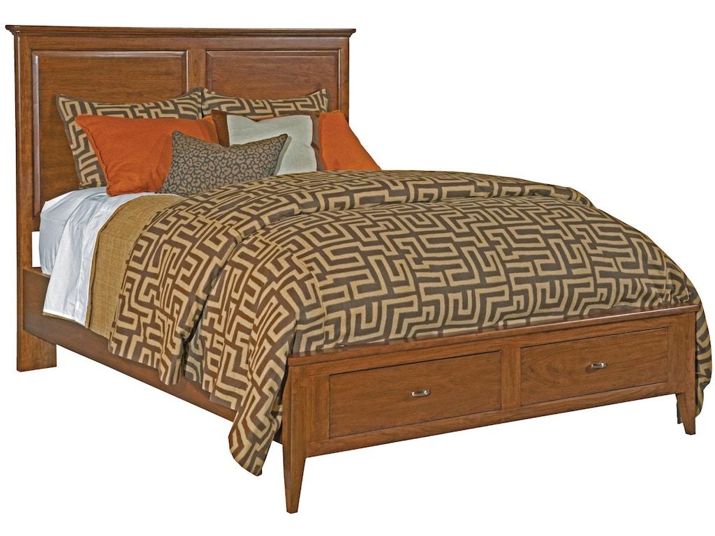 Kincaid furniture 63 135pv 5 0 panel bed interiors for Kincaid furniture