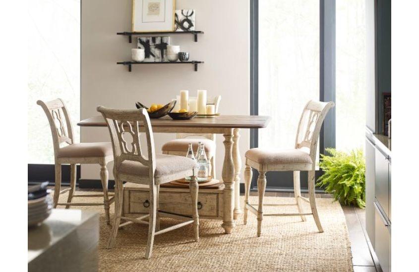 ... Kincaid Furniture Tall Gathering Table 75 058 ...