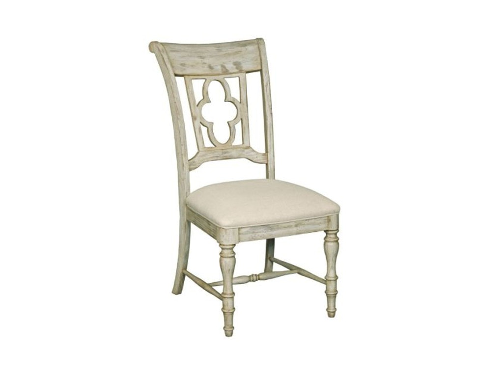 Kincaid furniture dining room weatherford side chair 75 for Kincaid furniture