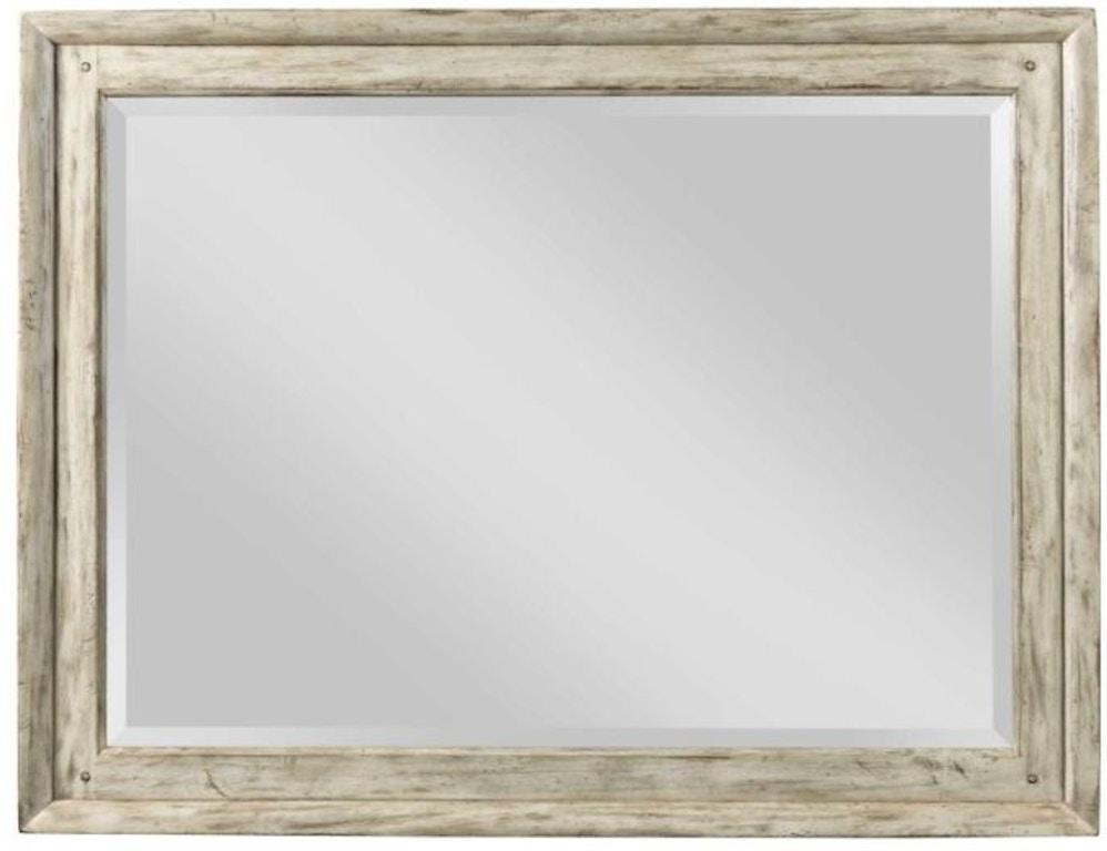 kincaid furniture home furnishings weatherford landscape mirror 75