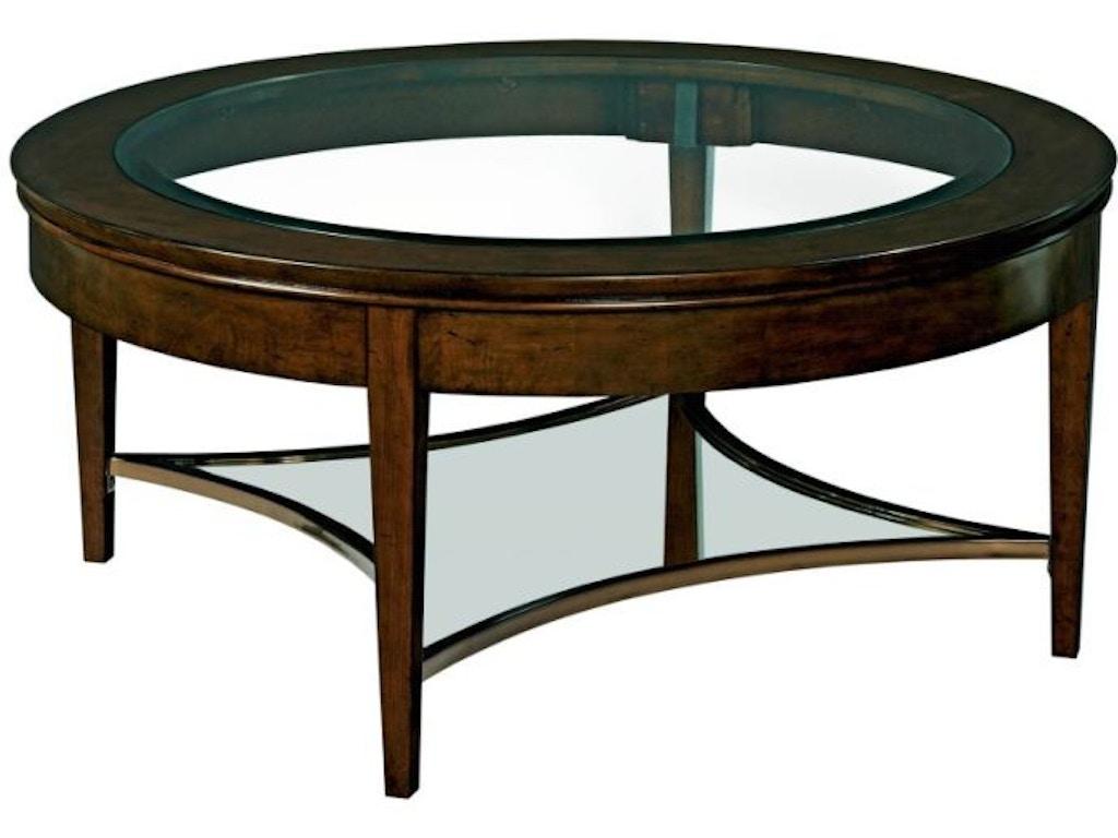 Kincaid furniture living room aura cocktail table 77 024 for Living room cocktail table