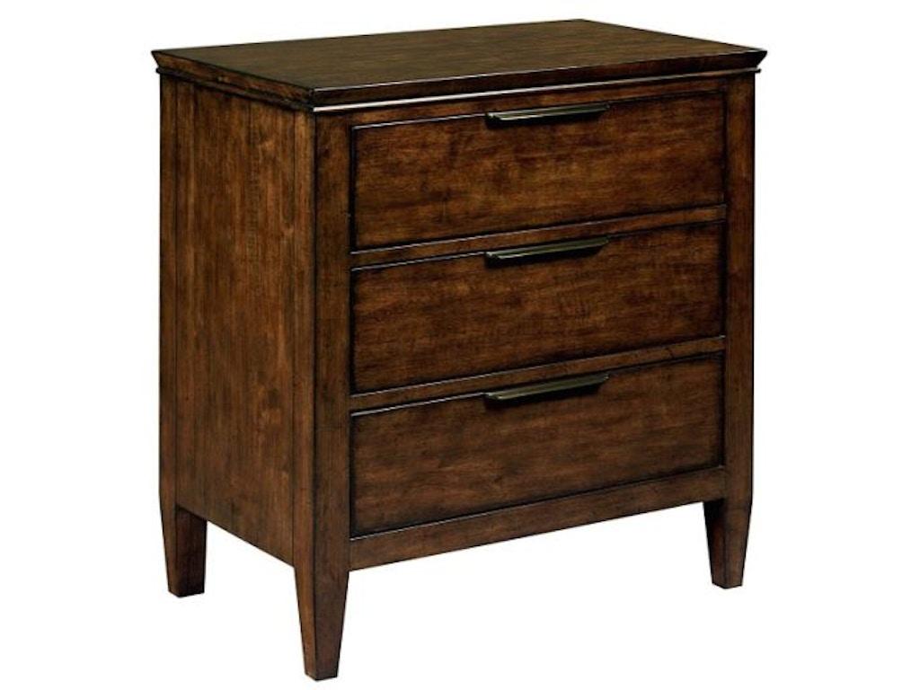 Kincaid furniture bedroom elise night stand 77 141 for Kincaid furniture