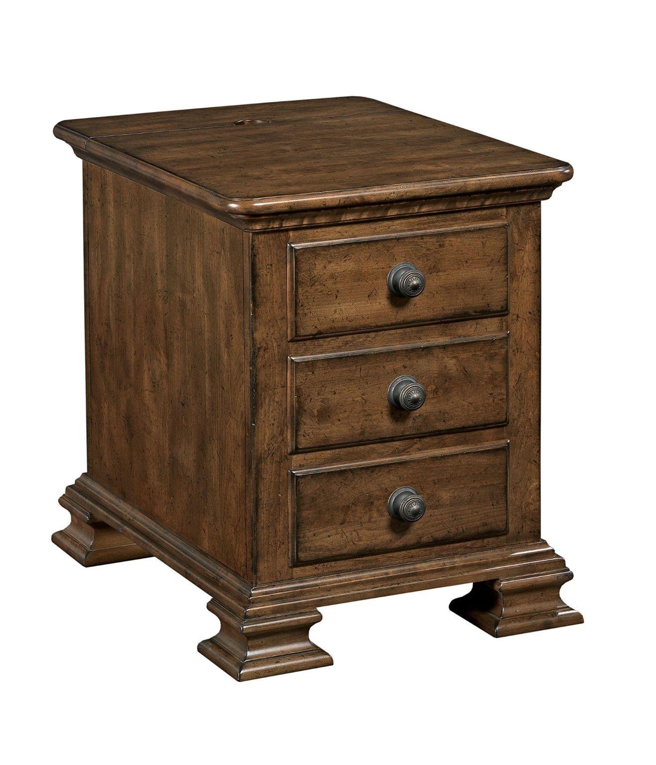 Kincaid Furniture Chairside Table 95 026 ...