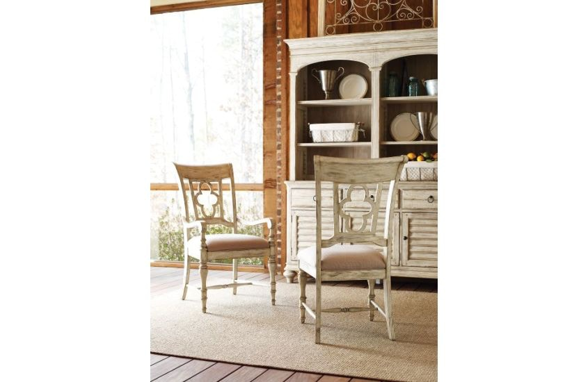 Kincaid Furniture Dining Room Weatherford Side Chair 75