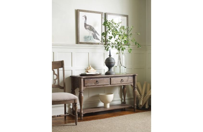 ... Kincaid Furniture Weatherford Sofa Table 75 029