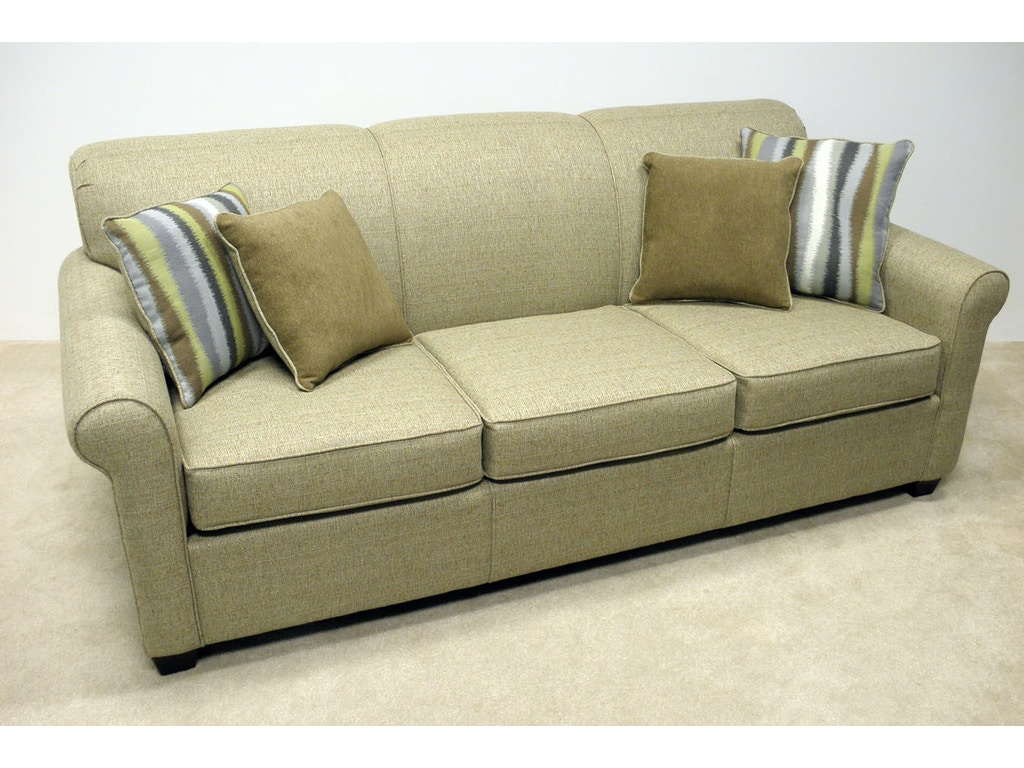 Lacrosse living room no sag sofa 283 60z designer for Living room no couch
