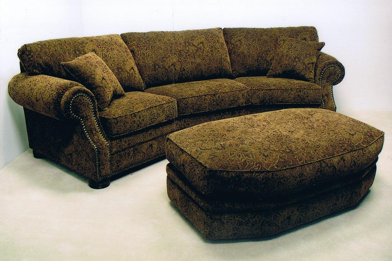 LaCrosse Living Room 120u0027u0027 Two Piece Conversation Sofa