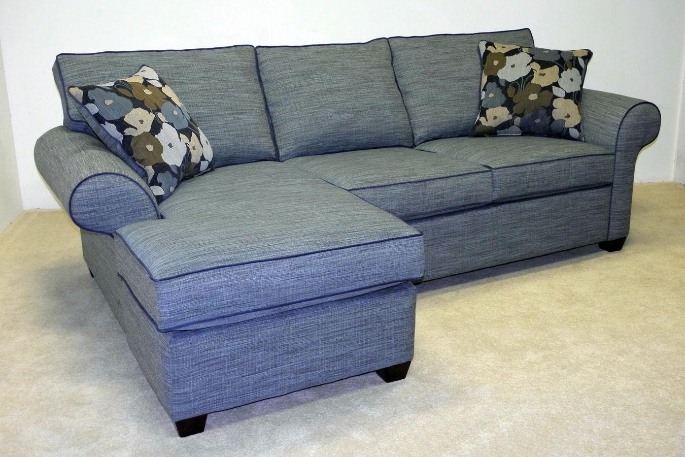 LaCrosse Living Room 91u0026#39;u0026#39; RAF No Sag Sofa with Left Corner 8350LC - High Country Furniture ...