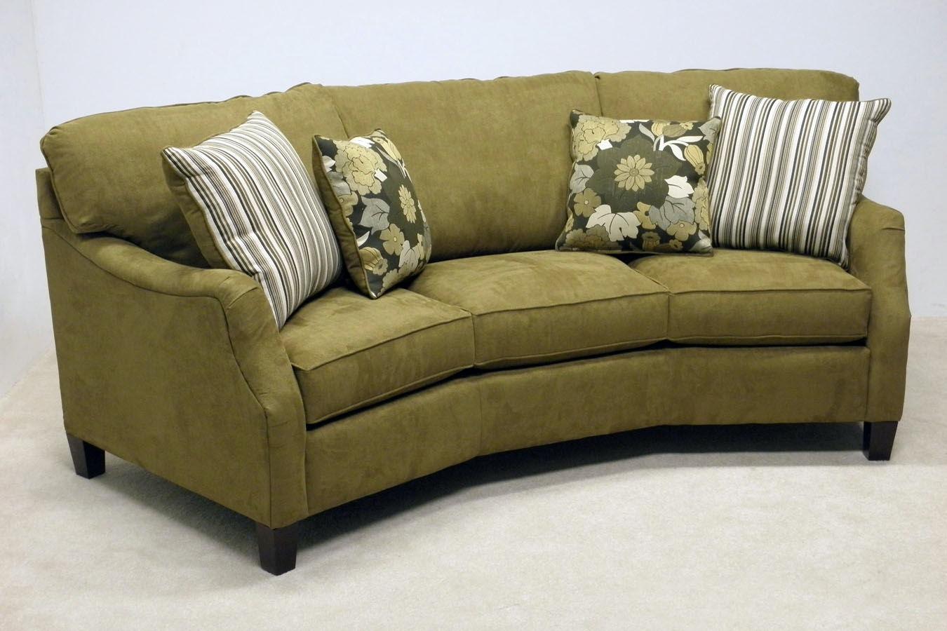 LaCrosse Living Room 96u0027u0027 No Sag Conversation Sofa