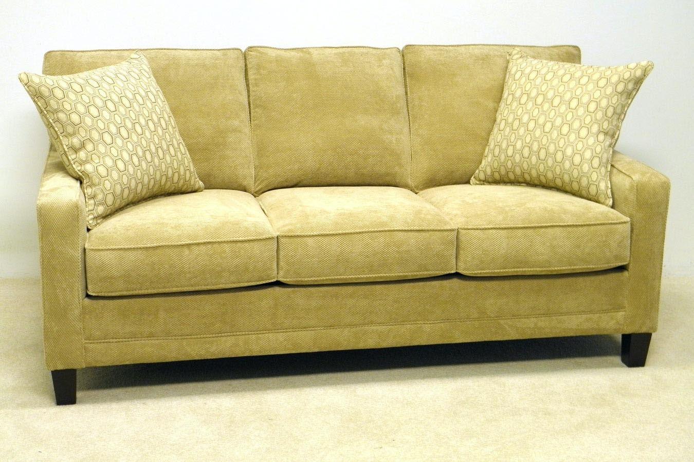 Lacrosse living room 75 39 39 no sag sofa 6665lc summit for Living room no sofa