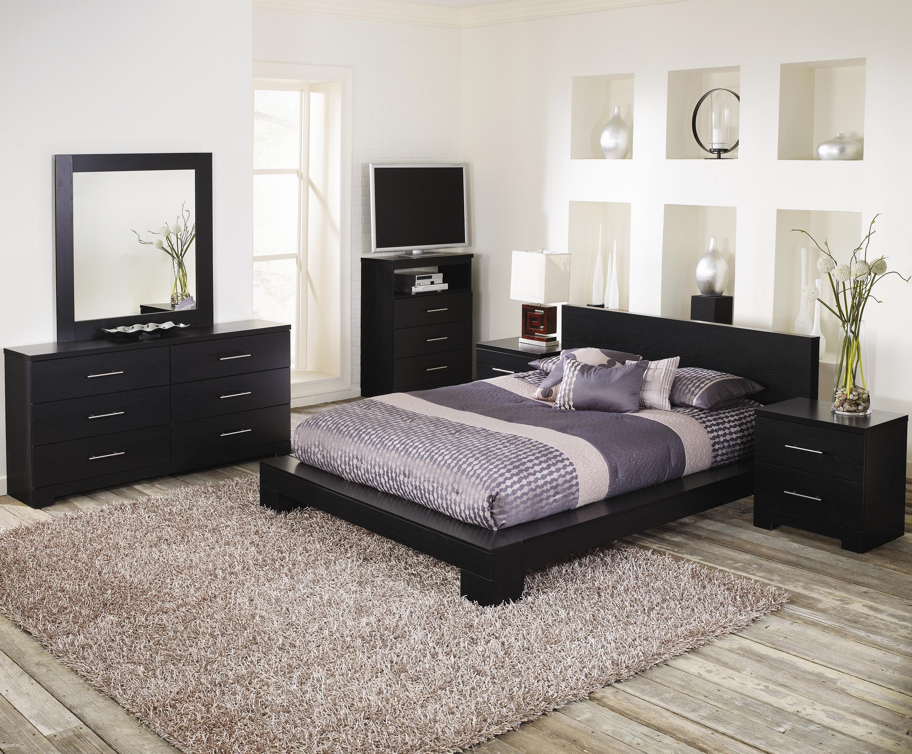 Lang Furniture Bedroom 3 Drawer Media Console BRO 11 333MC ...