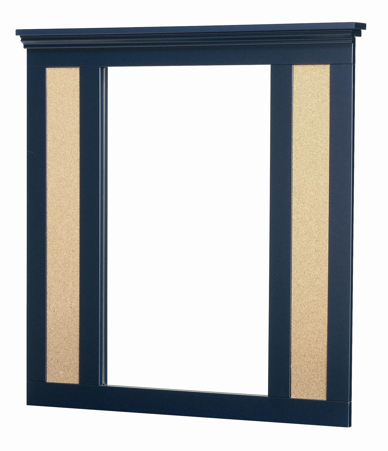 Lang Furniture Accessories Mirror With Cork/Panels