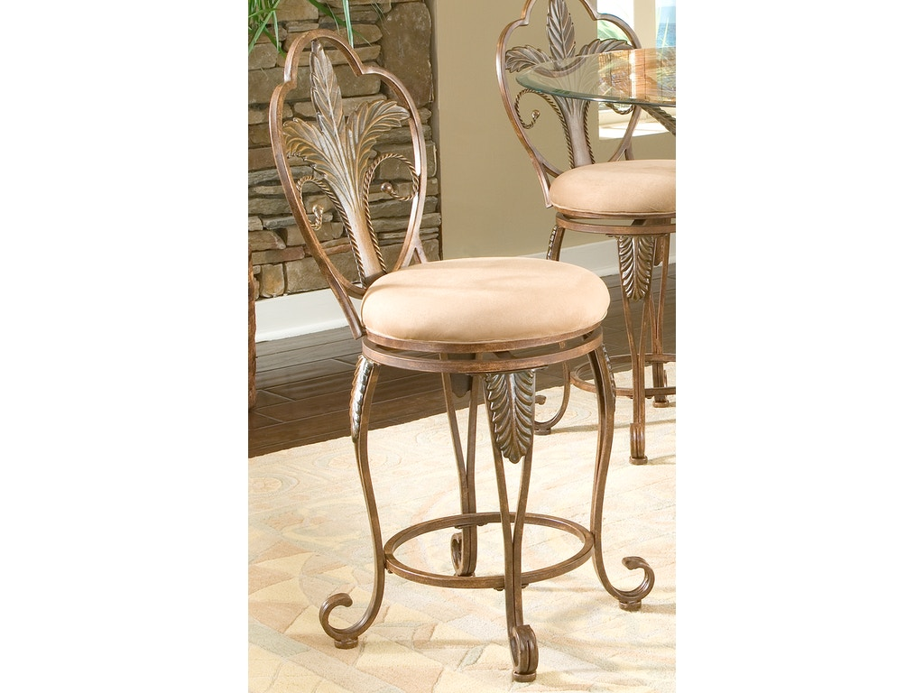 Largo International Bar and Game Room 24 Inches Counter Stool D1152-22 ...