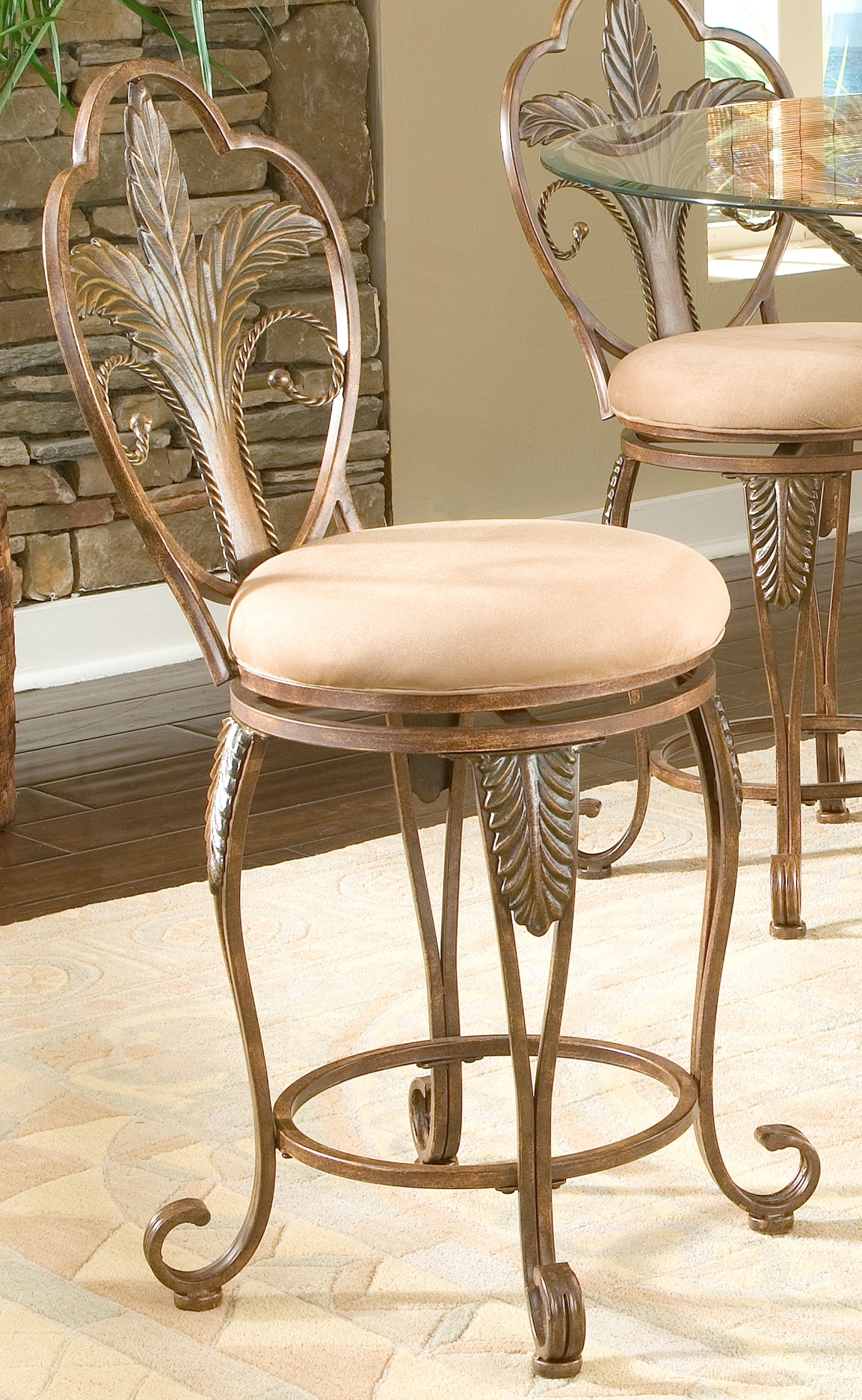 Largo International Bar And Game Room 24 Quot Counter Stool
