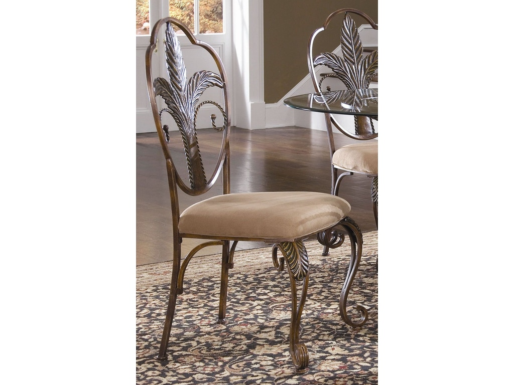 Largo International Dining Room Side Chair D1152 41 Matter Brothers Furniture Fort Myers