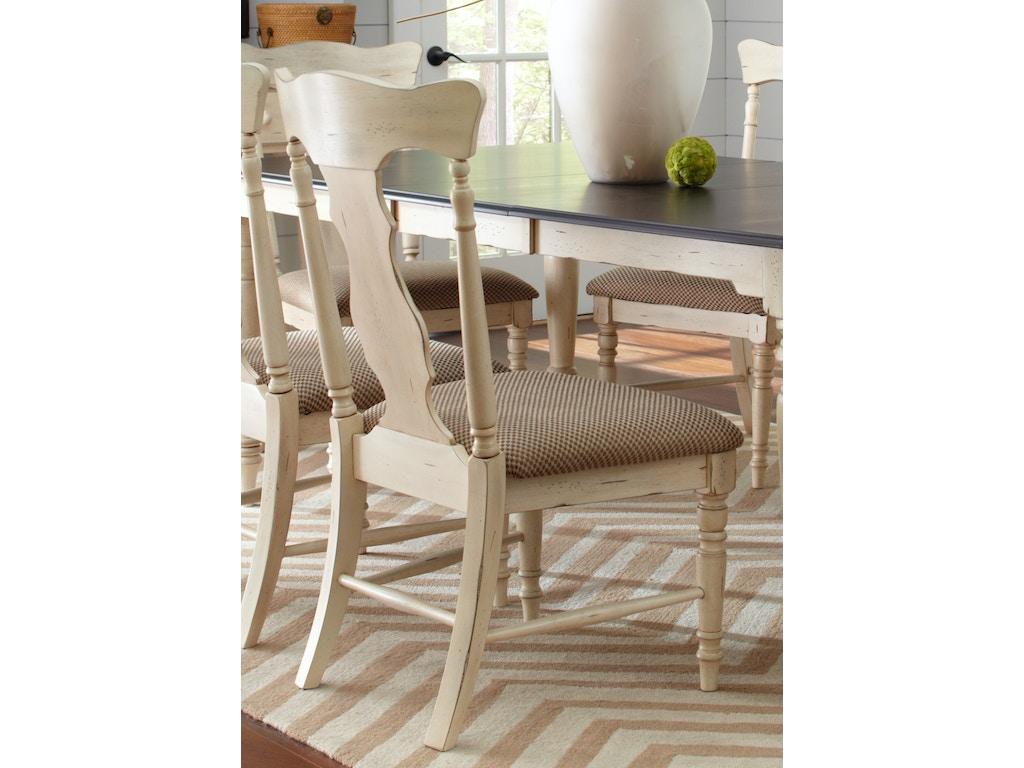 Largo International Dining Room Side Chair D650 41 North Carolina