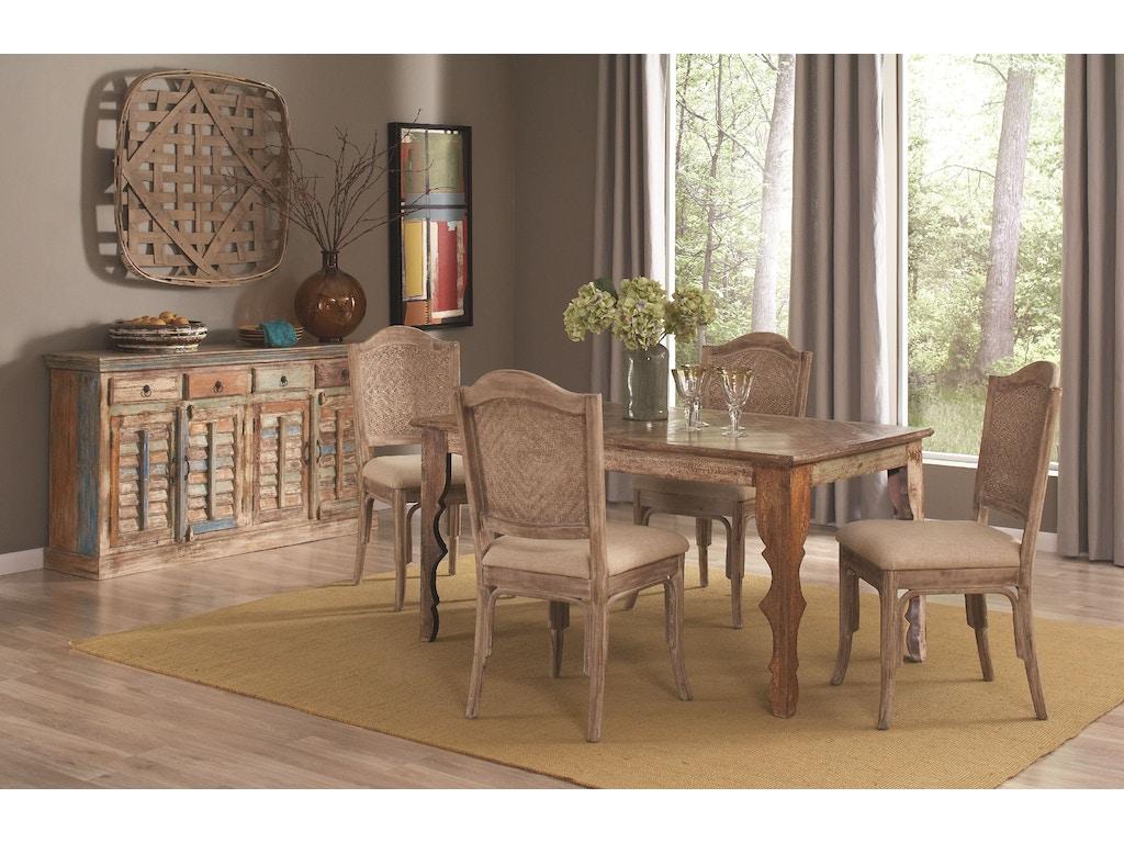 Largo International Dining Room Rectangular Dining Table
